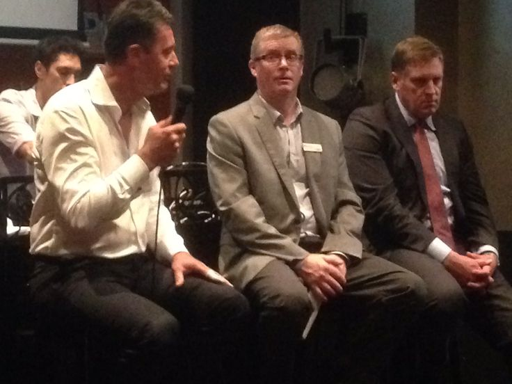 2014 Sep – Develop Melbourne Network Group – Networking Event