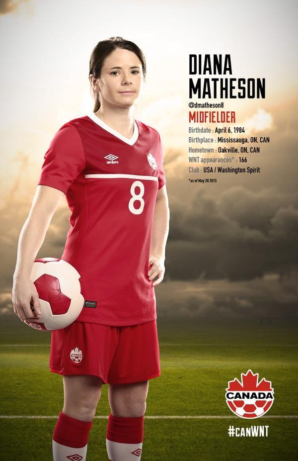 #FIFAWomensSoccer #Canada #CanWNT #CanadaRED #Canada2015 #CAN #FIFAWWC