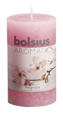 Bolsius Rustiikki Tuoksukynttilä 10 cm Magnolia  - TokNet.fi -verkkokauppa
