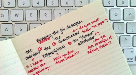 How to analyze a job description to prepare for a job interview