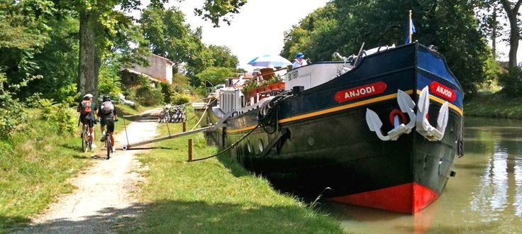 Anjodi, France, River Barge, Luxury Barge Holidays with Abercrombie & Kent
