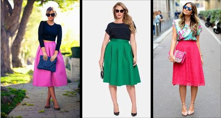 Como hacer una pollera midi DIY- how to make a midi skirt