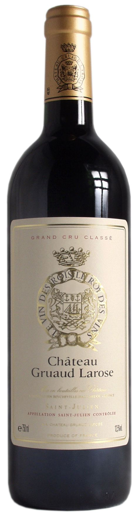 Château Gruaud-Larose - Saint-Julien; one of 14 Deuxieme Grand Crus Classes (Second Growths); Bordeaux