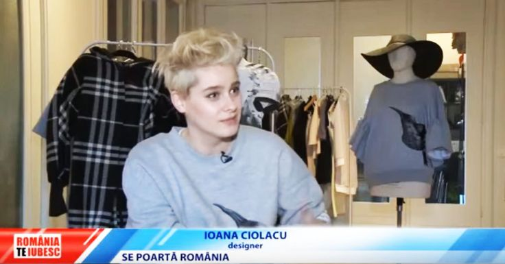 Video interview with Ioana