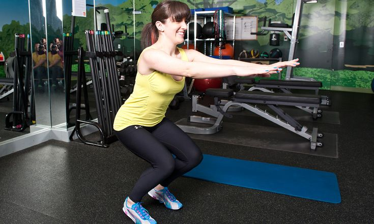 Fix Your Form: How To Do The Perfect Squat