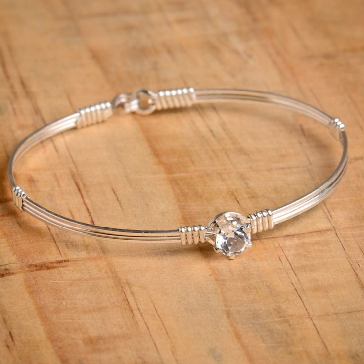 Gaze into the heavens and find your Star of Hope to find you. Ronaldo Jewelry features handmade bracelets that are artfully crafted from the finest of materials. They are simple and dainty, yet they can be layered for a more sophisticated look. $125