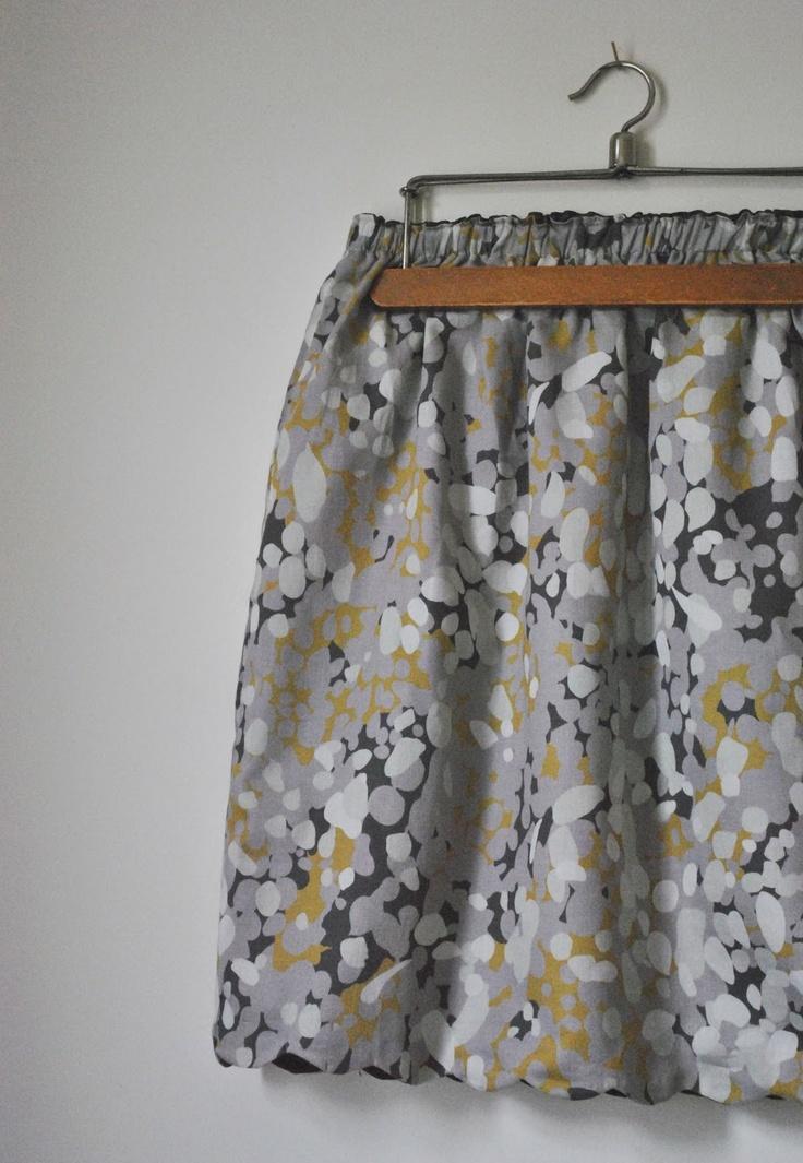 Tuto-couture: La jupe réversible [DIY inside]  #skirt #tutorial #sewing pattern