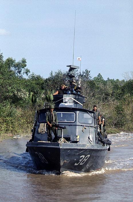 Pictures of us navy ships in Vietnam War | Vietnam War, U.s. Navy Inshore Patrol Poster By Everett