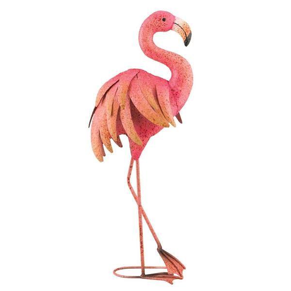 24 Pink Flamingo Decor Garden Stake Ornament Flamingo Decor Pink Flamingo Decor Pink Flamingos Birds