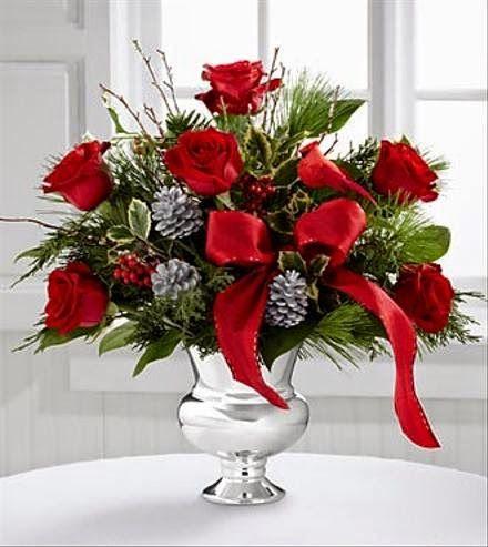 Seperti yang Anda tahu, Natal hanya tiba dan semua orang di seluruh dunia mengirimkan kartu ucapan dan bunga untuk orang yang mereka cintai....