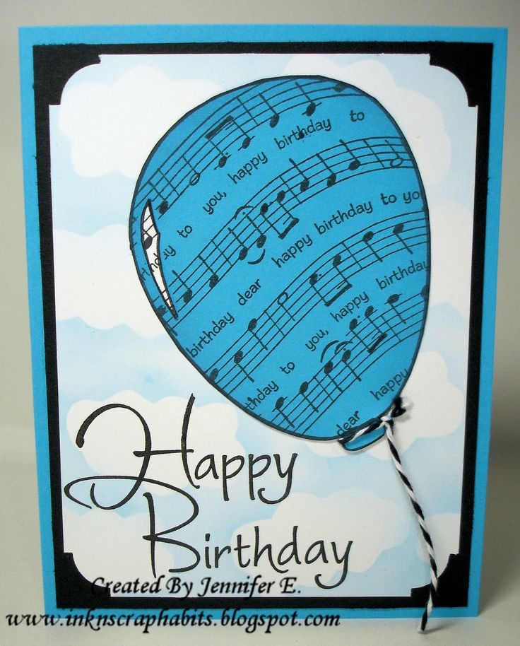 Overall, this card was really easy to make. I paper pieced the balloon and then…