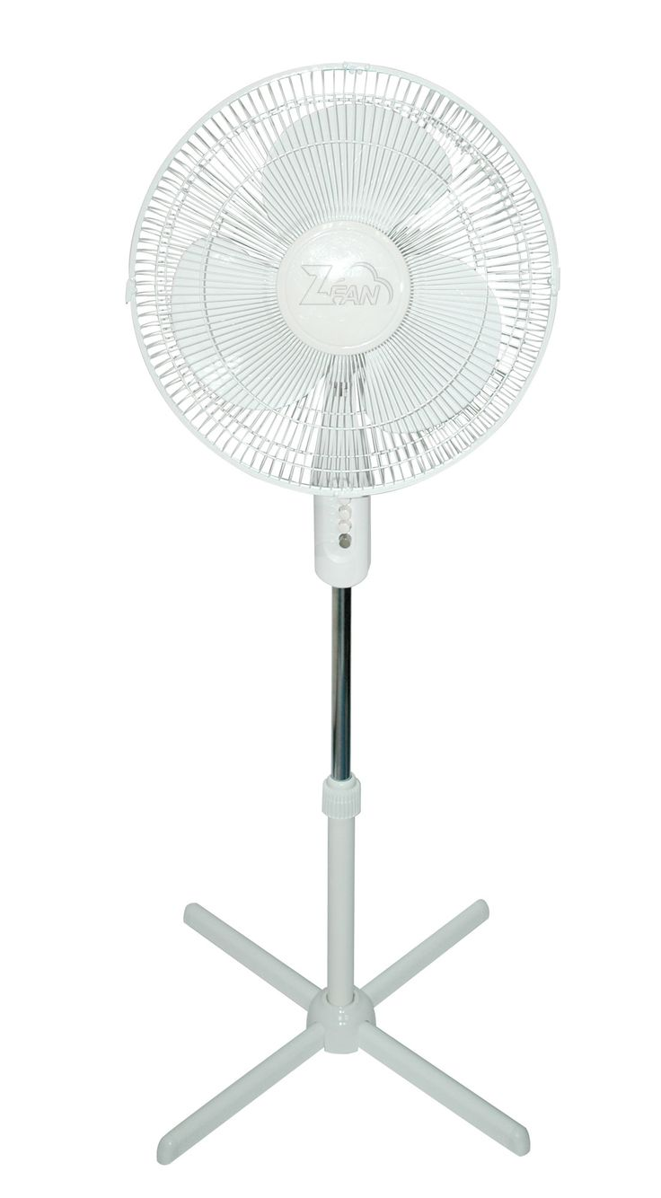 "37"" Oscillating Pedestal Fan"