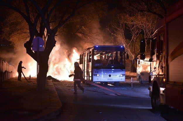 Explosion In Ankara Kills At Least 28, Injures 61 - BuzzFeed News