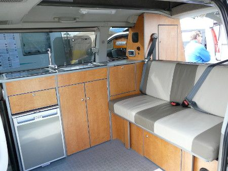 25 Trending Van Conversion Motorhome Reviews Ideas On Pinterest