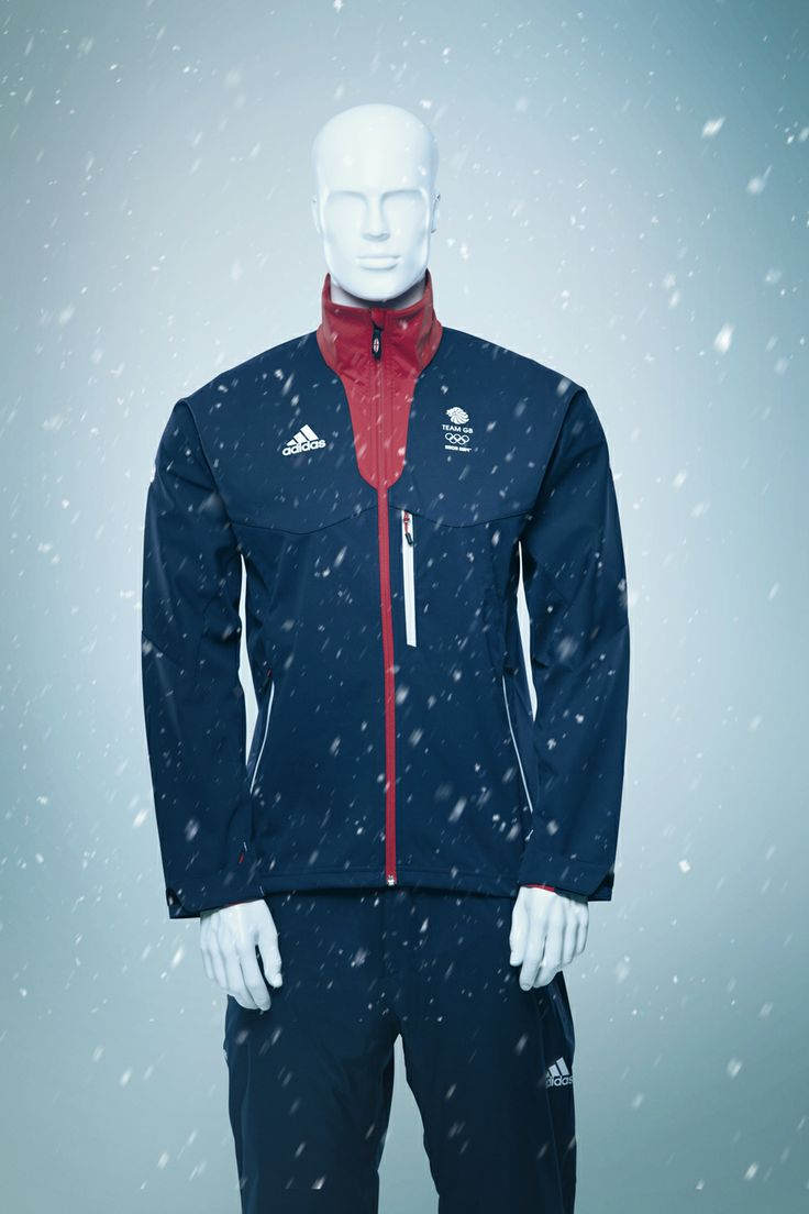 316192 adidas Team Great Britain Kit for Sochi Olympics