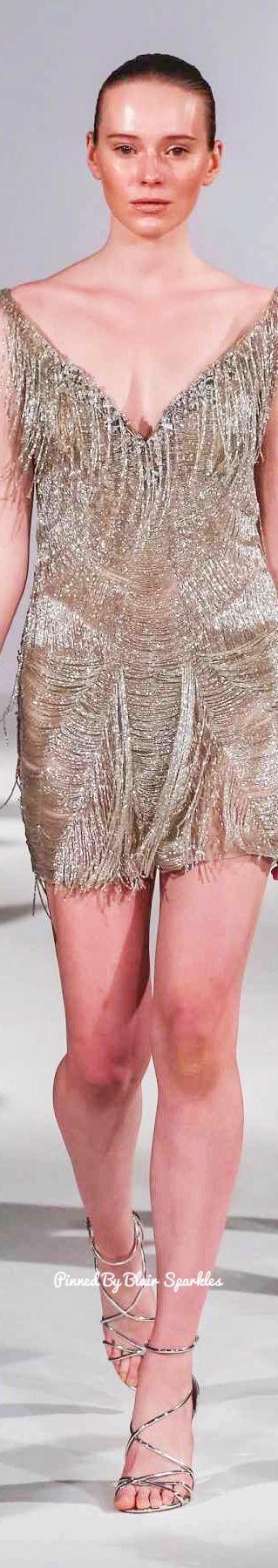 Celia Kritharioti Spring Couture 2017♕♚εїз | BLAIR SPARKLES |