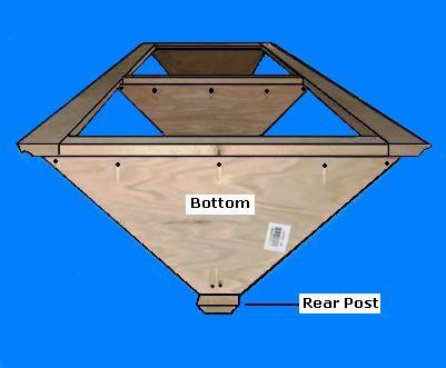 Free Corner Shelf Plans How To Build A Corner Shelf Small House