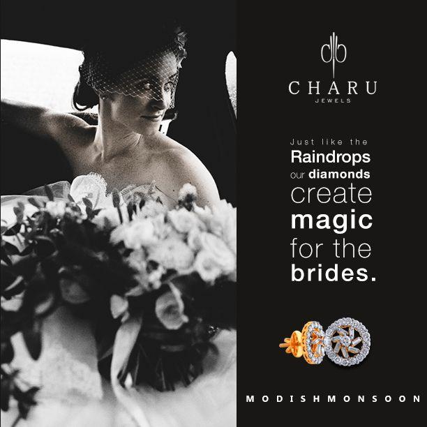 Monsoon Bride. #WeddingJewelry #MonsoonWedding #BridalCollection #WeddingCollection #MonsoonBride #Couture #Designer #JewelryJunkie