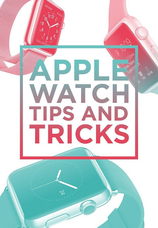 Anyone asking for an #AppleWatch for the holidays? These tips and tricks are super helpful!