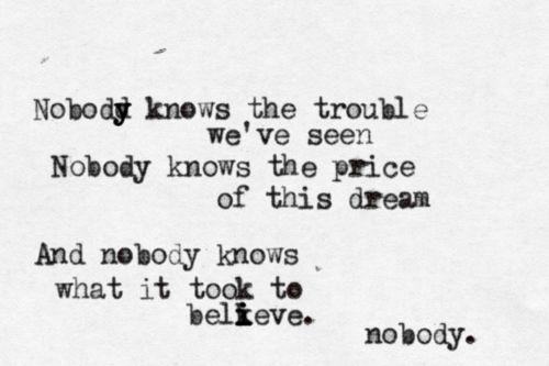 Mat Kearny- Runaway lyrics