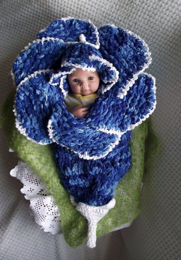 Baby Flower Cocoon Crochet Pattern Free : 25+ best ideas about Baby Cocoon Pattern on Pinterest ...