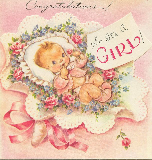 Congratulations On New Baby Girl Quotes: 222 Best Vintage Baby Images Images On Pinterest