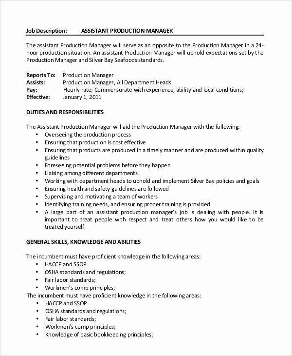 Fedex Package Handler Job Description Resume Fresh Supermarket Produce Assistant Job Descript Job Description Template Job Description Sales And Marketing Jobs