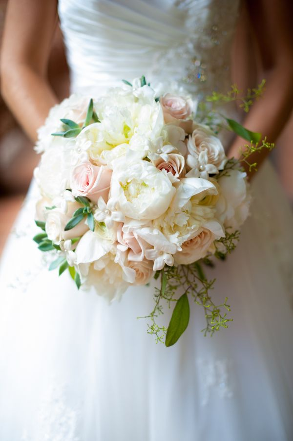 Classic Turquoise Wedding by Rebekah Hoyt - Southern Weddings