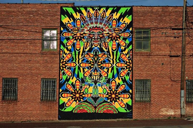 Image result for route 66 murals oklahoma