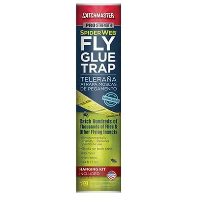 Catchmaster Spider Web Fly Glue Trap