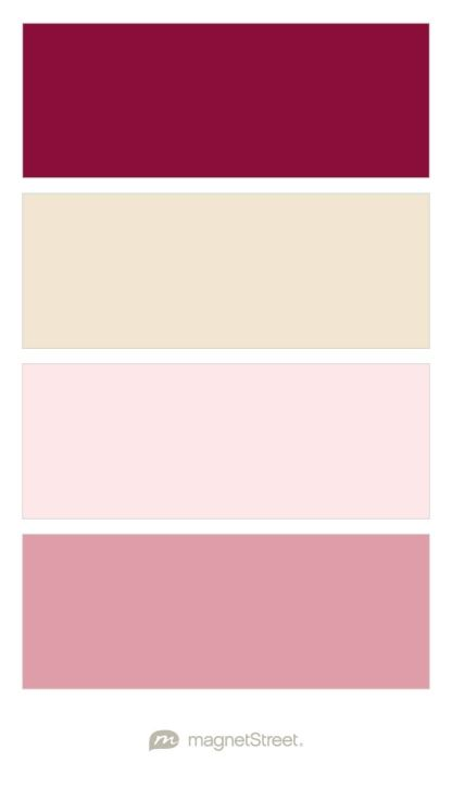 25 best ideas about blush color palette on pinterest - Burgundy and blue color scheme ...