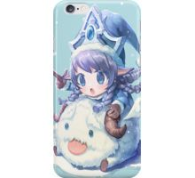 Cute Winter Wonder Lulu - League of Legends! iPhone Case/Skin