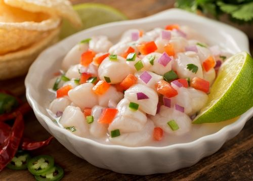 Ceviche - Best Foodie Experiences