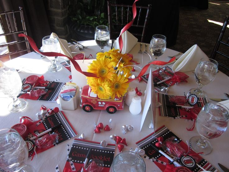 Best ideas about firefighter baby showers on pinterest