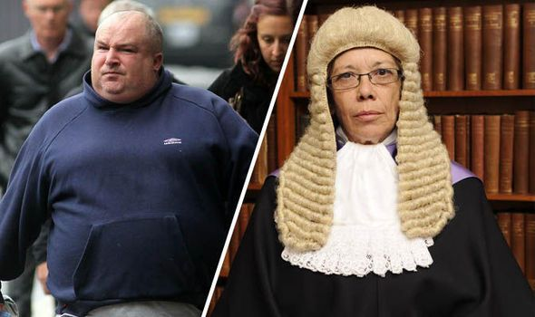 One judge did more than just stand her ground when subjected to a tirade from…
