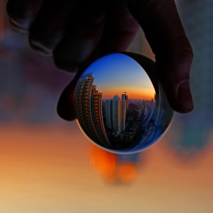 Playing with Crystal by Jordan Winey on 500px #sphere