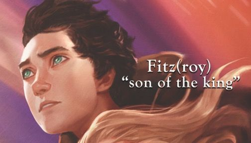 Fitz's name meaning (from KEEPER OF THE LOST CITIES)