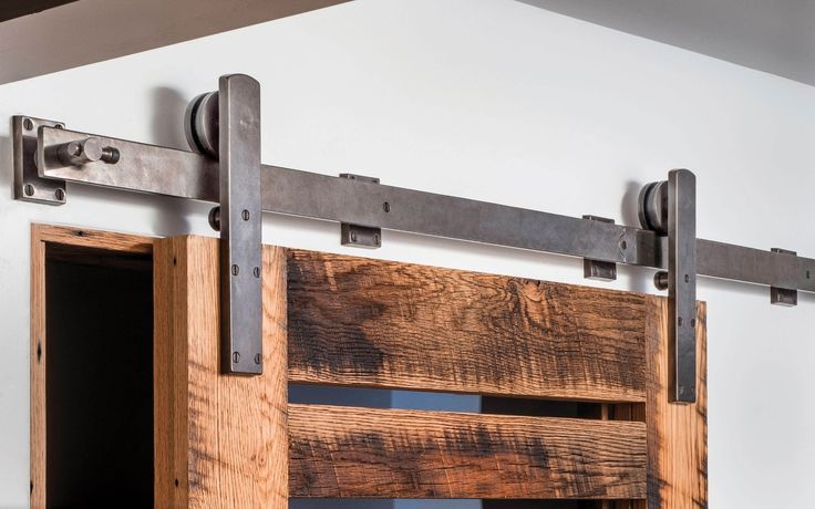 Sliding Barn Door Track System