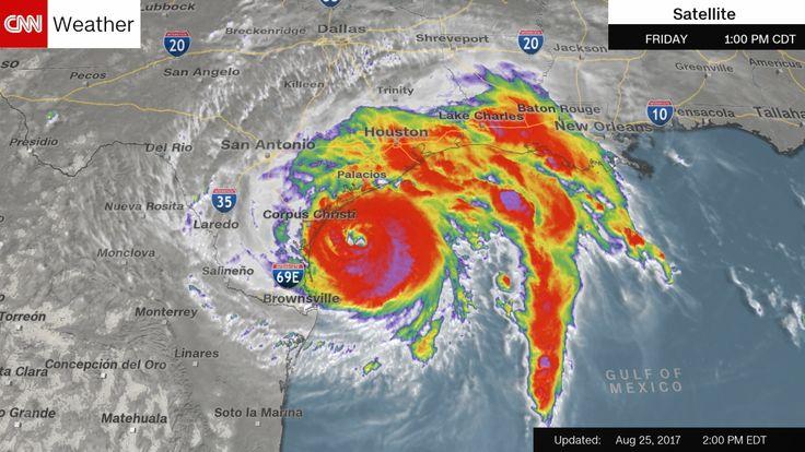 CNN storm tracker