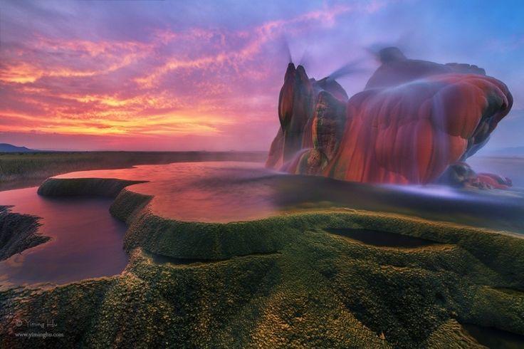 20 całkowicie pozaziemskich krajobrazów, które można znaleźć na Ziemi.