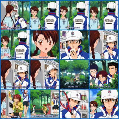 Young Echizen Ryoma Fanart