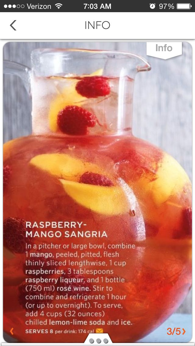 Sangria, In my life and My life on Pinterest