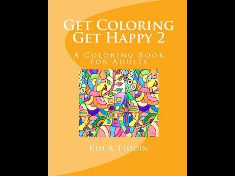 Whats Inside Get Coloring Happy Vol