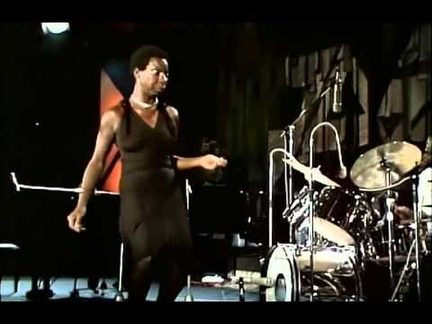 NINA SIMONE (sinner man), live at Montreux 1976...why, oh why was I not alive to see this, the high priestess of soul!