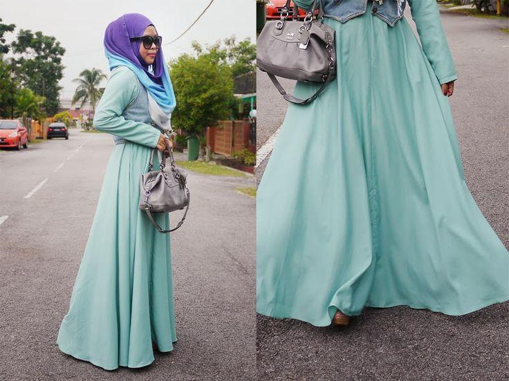 Aqua flare dress  #dress #aqua #blue