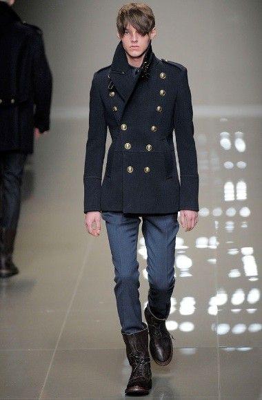 Burberry Prorsum..love love love this coat!!
