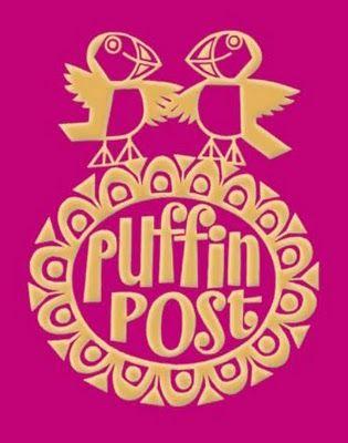 Puffin Post - jill mcdonald (via Visual Magpie: January 2010)