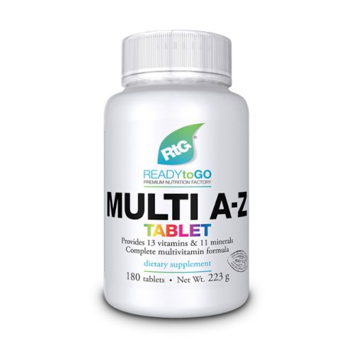 Multi A-Z DO it YOURSELF 120 tabs