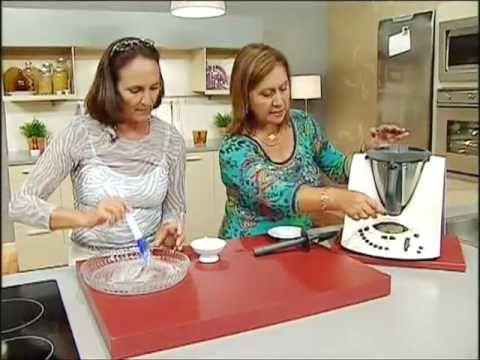 Tarta de Santiago Thermomix TM31 - YouTube