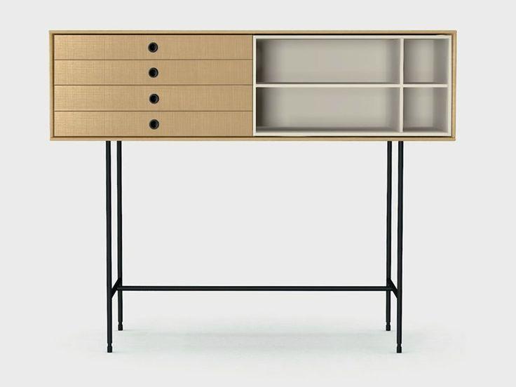 design angel mart enrique delamo aura collection to treku wooden console